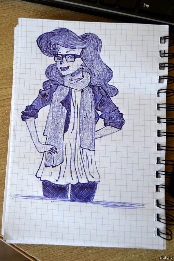 3 недели назад начал учиться рисовать) Очень интересно ваше мнение. Рисунки к сожалению пока не из головы, а перерисованные. В комментариях еще. Кому интересно могу скинуть с чего срисовывал.