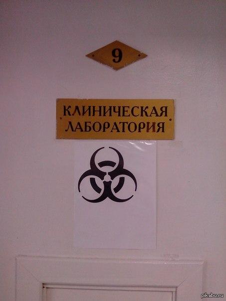 Обычная воронежская поликлиника Листай дальше