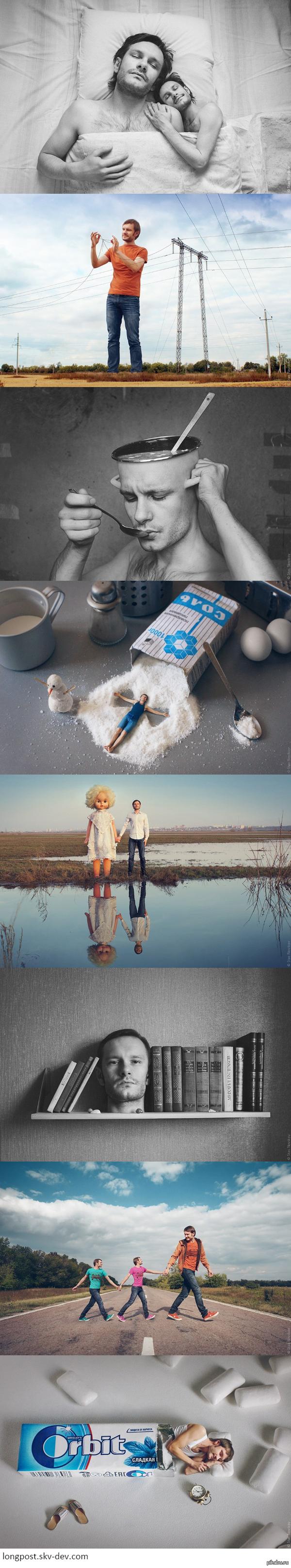"Фотопроект Станислава Новикова ""365 дней меня"""
