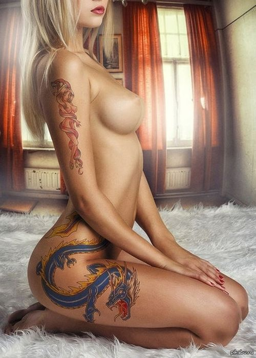 Sexynude female tattoo — 11
