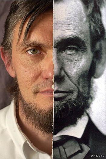 Ральф Линкольн -  11 поколение Линкольнов..