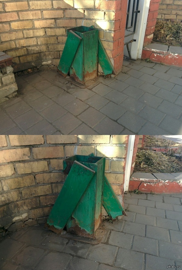 Тарс на улицах Тамбова. Найдено в одной из групп ВК города Тамбова.