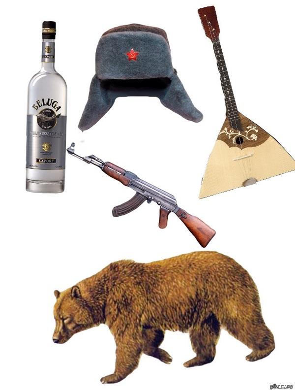 Russian - starter pack Комплект доя начинающих русских