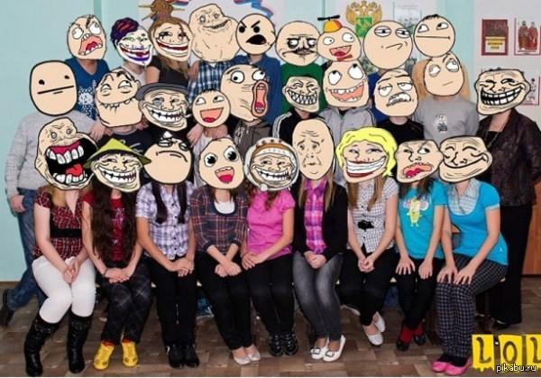 смешные фото из одноклассников