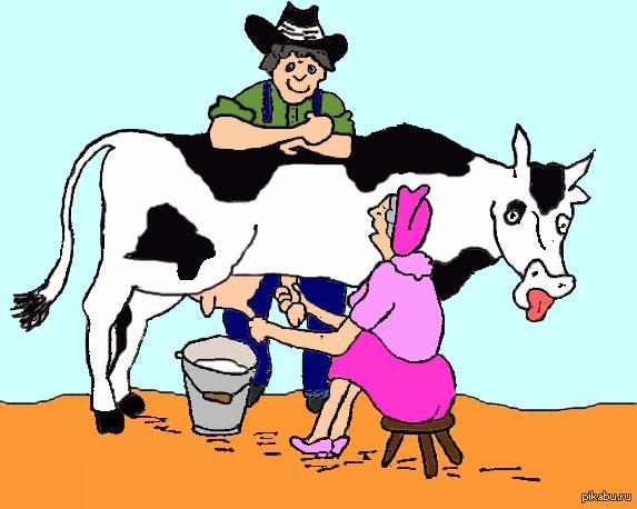 юности прикольные картинки доение быка берегу волги жилой