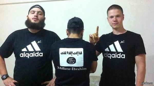 Немецкие исламисты... с просторов новостных порталов....