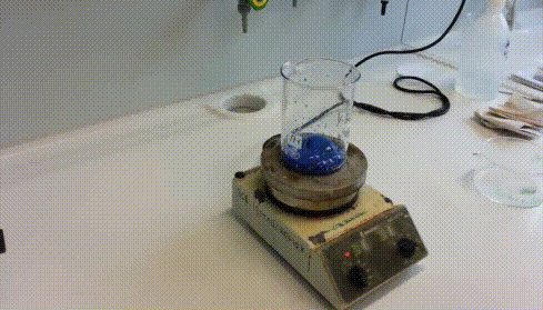 Синтез сверхпроводника YBCO В простонародии - оксида иттрия-бария-меди.