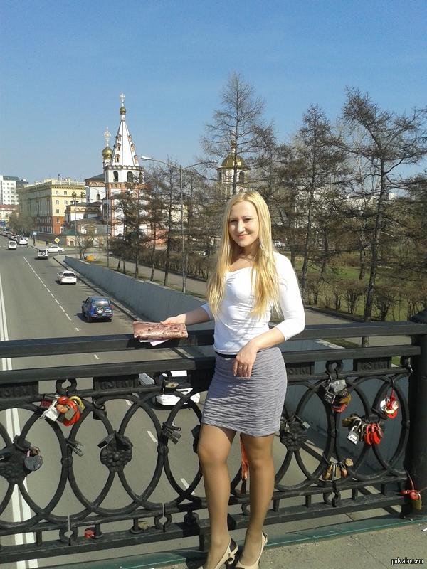 девушка в иркутске