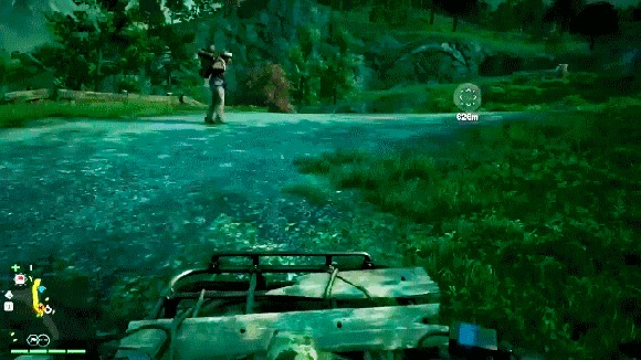 "Far Cry 4. ""Давай я тебя подвезу!"""