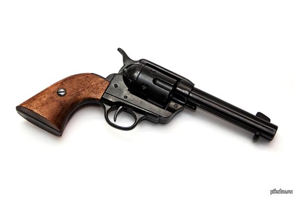 Красота оружия Colt .45