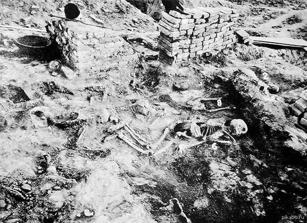 Одна из тайн Радиоактивные останки, найденные в руинах древних городов Хараппа и Мохенджо-Даро. Около 1500 л. до н.э