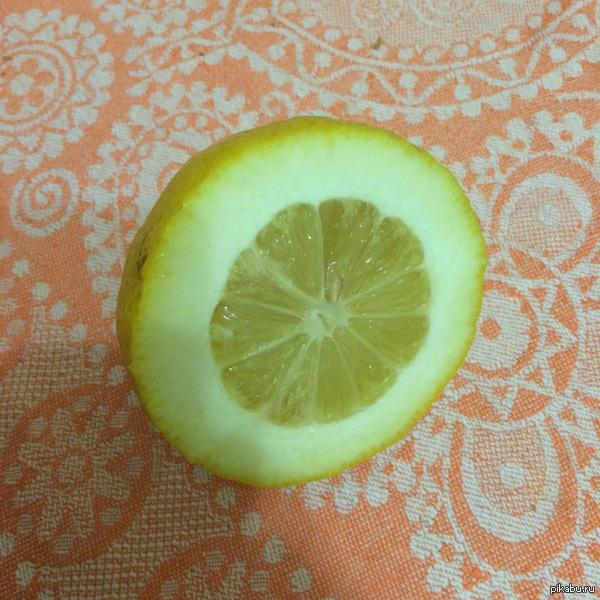 Идеальный лимон. Как обычно цена не изменилась, но чувствую подвох...