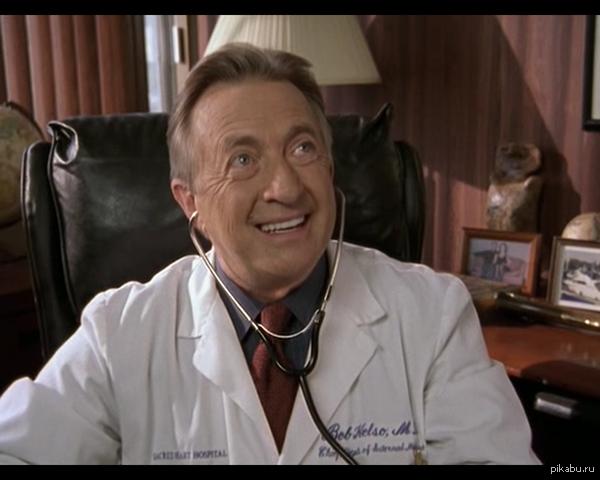 Доктор Келсо скрывающий боль 3 сезон 7 серия