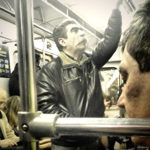 """""""Ехал как-то в метро, и тут..."""""""