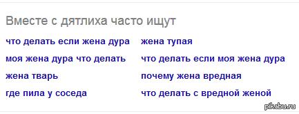 Ох уж этот Google Как правильно называется самка дятла? Дятлиха? Ну что ж, мы спросили у гугла, но он неожиданно предложил это.