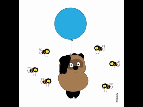 Какие-то неправильные пчелы