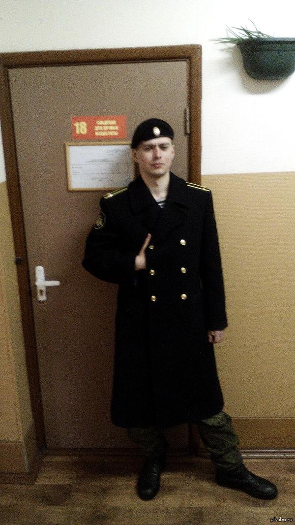 Кажется со мной в армии служит  Дин Винчестер