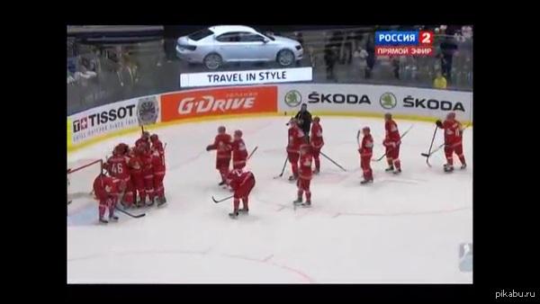 Беларусь - Словения. Беларусь начала Чемпионат мира с победы! 4-2 . Красавцы!