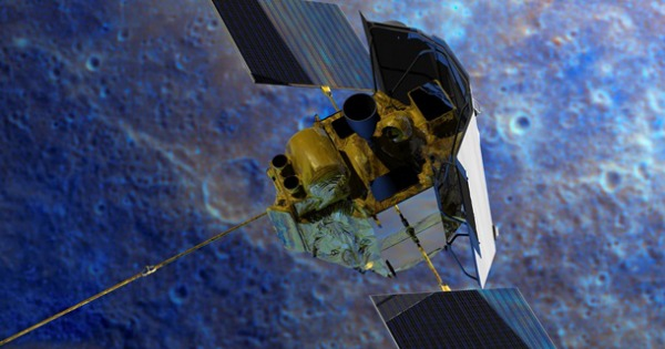 messenger spacecraft to mercury 2009 picture - 960×640