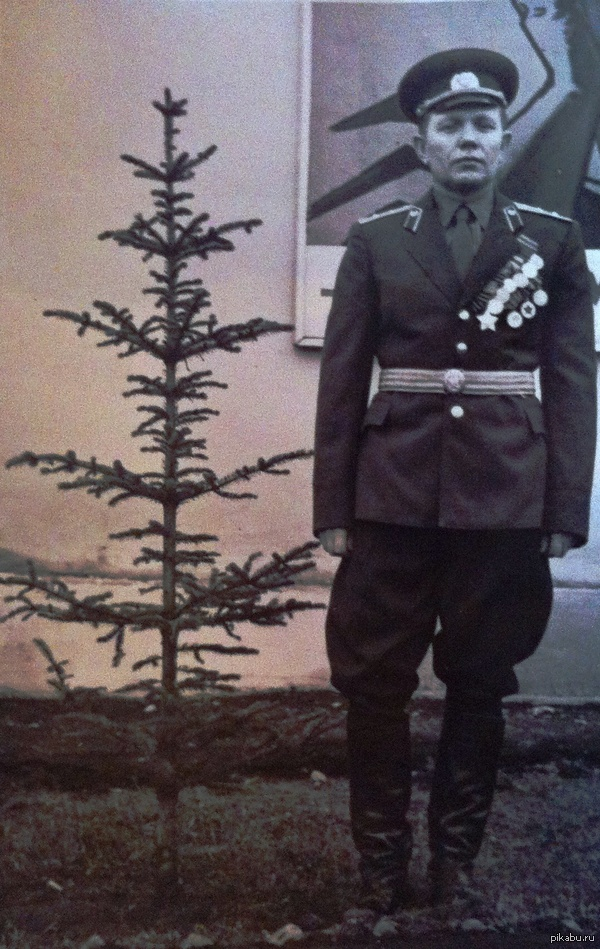 Нет в России семьи такой, где непамятен был свой герой... Мой дед. Сумской Алексей Прокофьевич, 21.01.1924г.р.