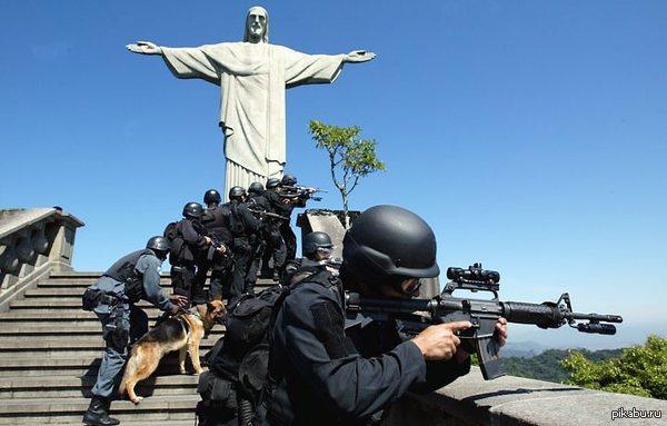 Это Бразилия, детка