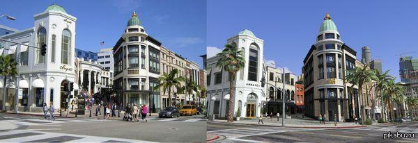 И опять графика GTA V Пока не увеличил не сразу понял. Слева реальное фото, справа игра,.