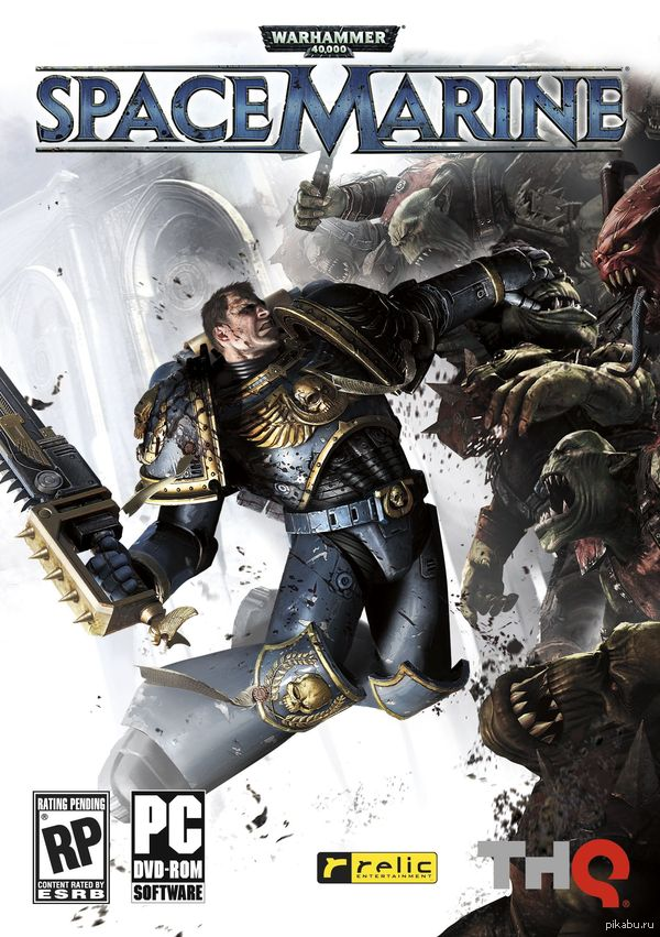 Подарю нуждающимся Warhammer 40K Space Marine для Steam (ключ в комментарии)