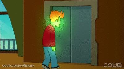 """Ушёл """"по-английски"""" иногда, действительно, даже двери не хочется открывать."""