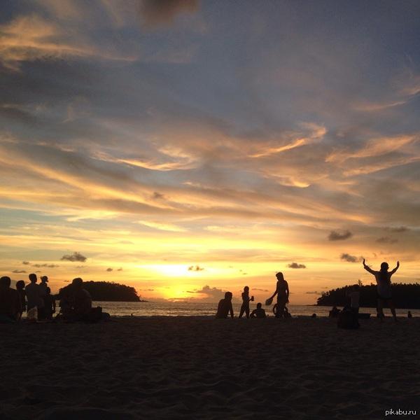 Просто кусочек красоты с самого лучшего путешествия :) Тайланд, фоткала на айфонамана. В общем просто захотелось поделиться красотой.