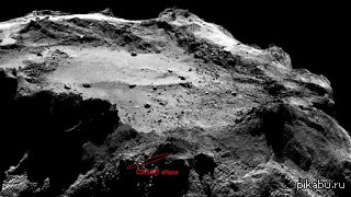 philae found! rosetta space science our activities esa - HD 1500×1000