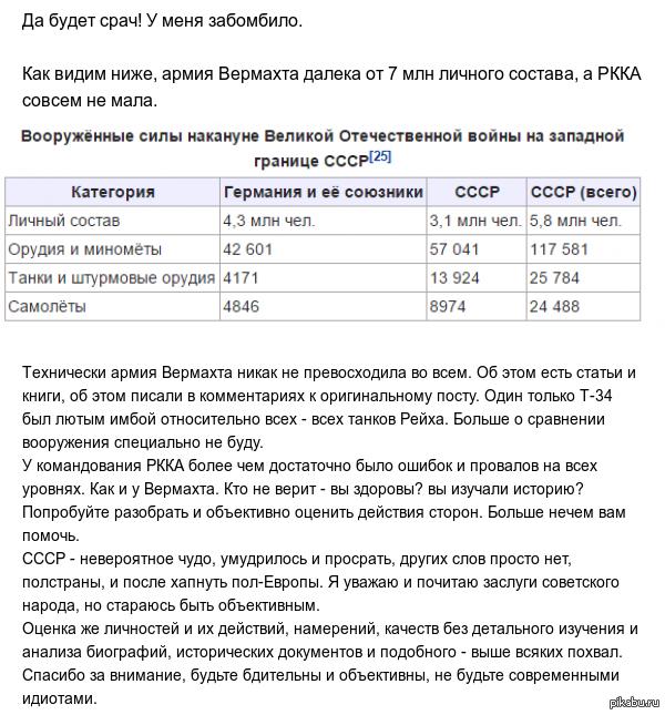 """Да будет срач или долой ложь о нашей истории! к посту <a href=""""http://pikabu.ru/story/yasno_i_ponyatno_3467600"""">http://pikabu.ru/story/_3467600</a>"""