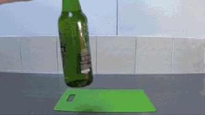 Лайфхак Если Пивасик не открываеться:)