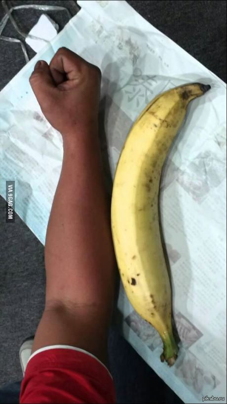 большой банан картинки