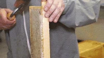 Распечатывание мёда
