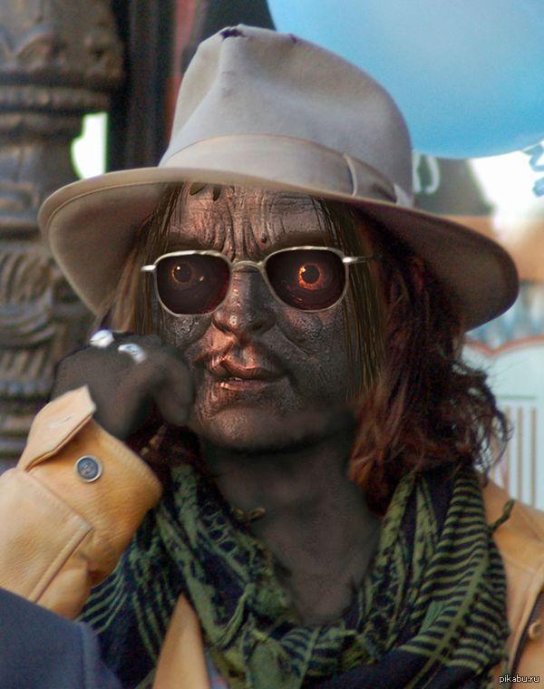 Johnny (Ивасик) Depp украдено с реддита