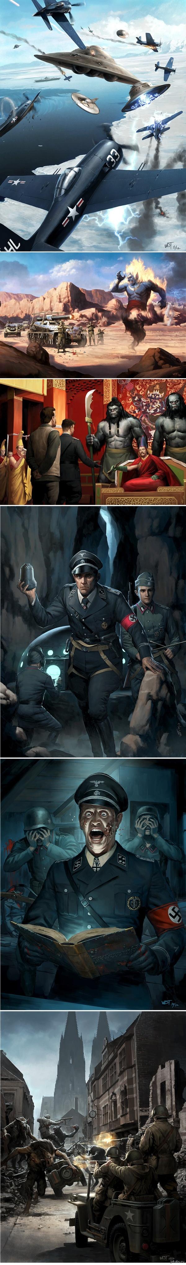 Нацистский оккультизм