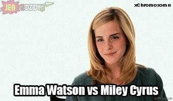 Эмма против Майли