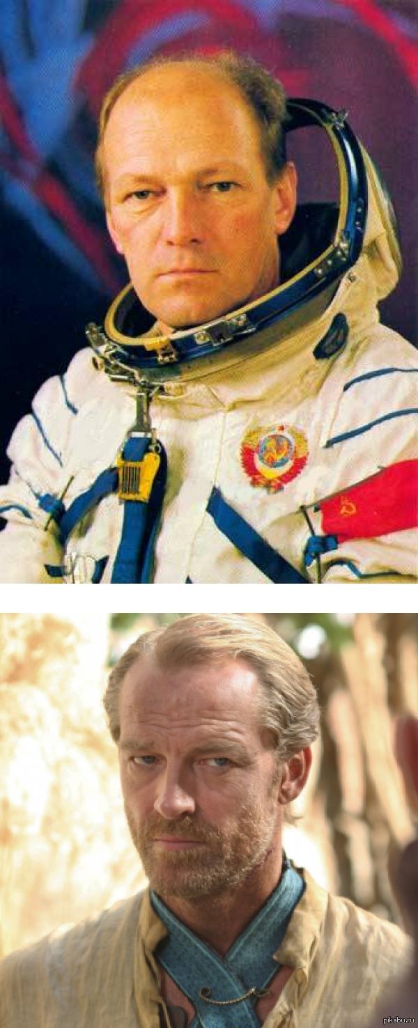 Николай Рукавишников и Глен Иэн очень похожи!