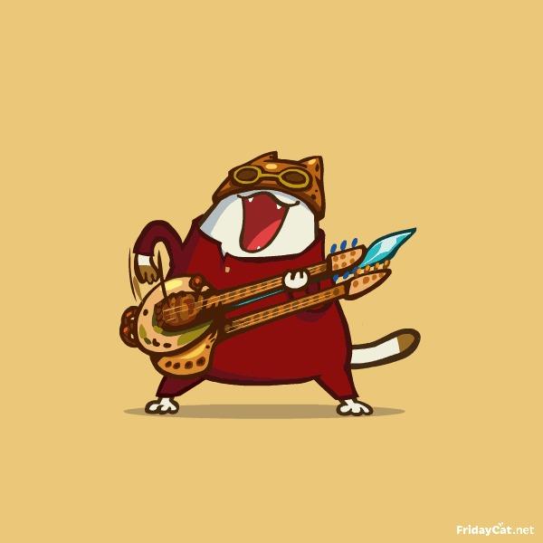 Пятничный Котик №9 Больше котиков на [fridaycat.net](http://fridaycat.net/)