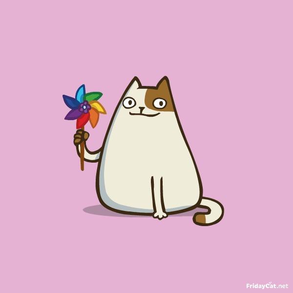 Пятничный Котик №10