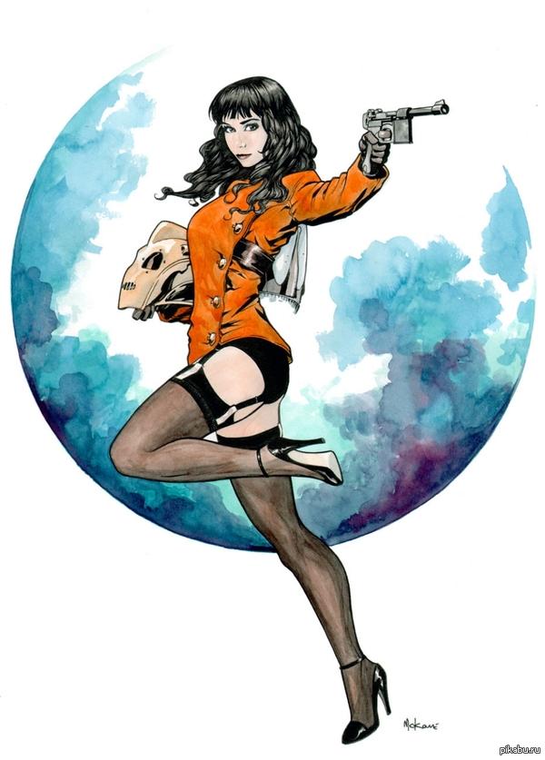 The Rocketeer Girl