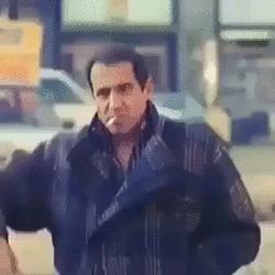 Олдскульный итальянский гангстер