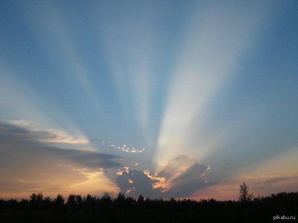 Рассвет... Молдова, Бельцы, 06:55