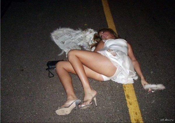падший ангел...