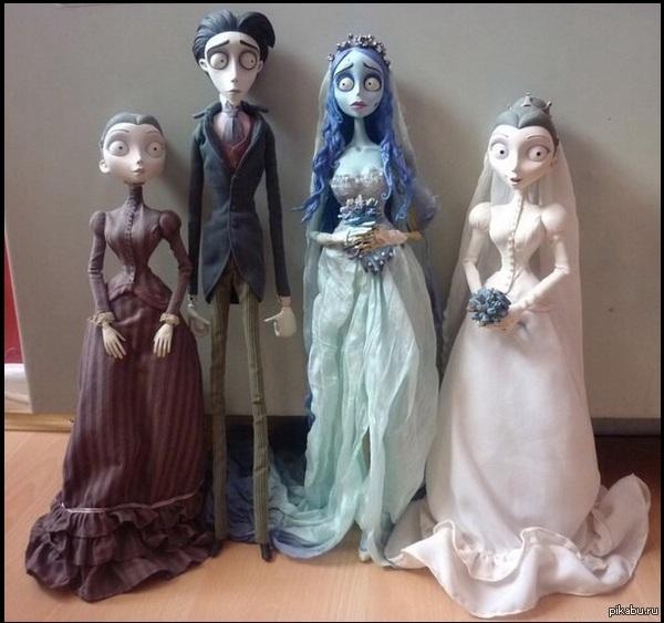 труп невесты эмили картинки