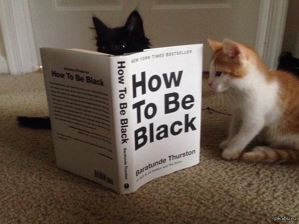 Как быть чёрным