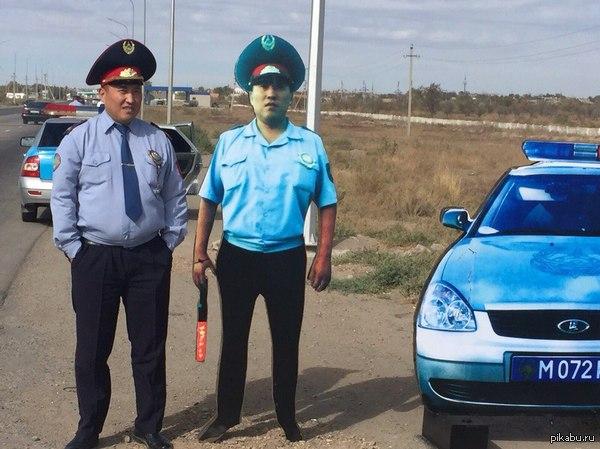 Где-то в Казахстане