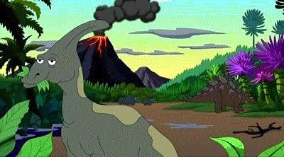 """Что стало с динозаврами Тег """"жесть"""" нужен?"""