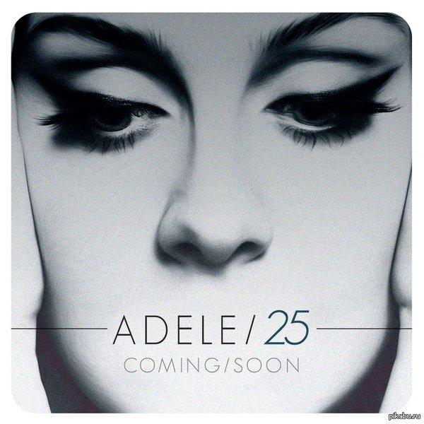 Скоро, ребята! Новый альбом Адель! Просто делюсь радостью от выхода первого клипа  https://www.youtube.com/watch?v=YQHsXMglC9Ahttps://www.youtube.com/watch?v=YQHsXMglC9A