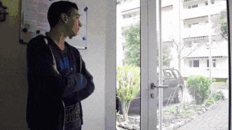 Моя реакция, когда моя девушка пришла домой